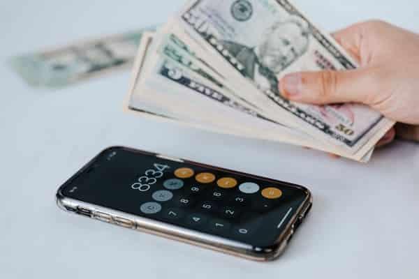 คำนวณการเงินที่ใช้ลงทุน