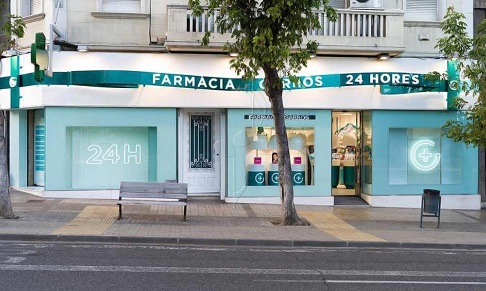 หน้าร้าน Garrós Pharmacy