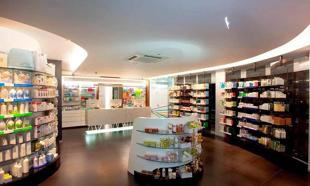 ภาพรวมร้านขายยา Amorim