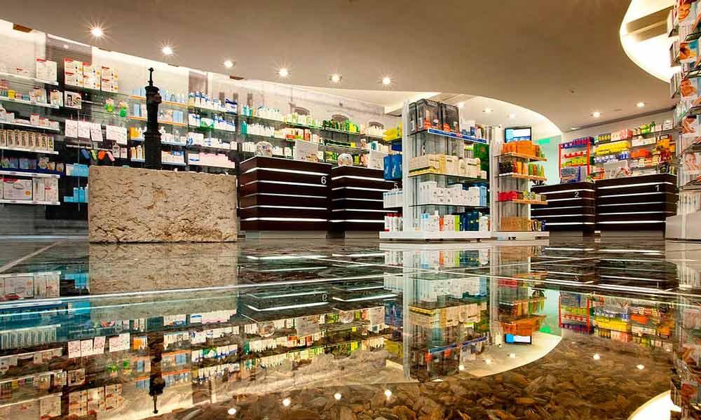มุมอื่นในร้านขายยา São Gonçalo