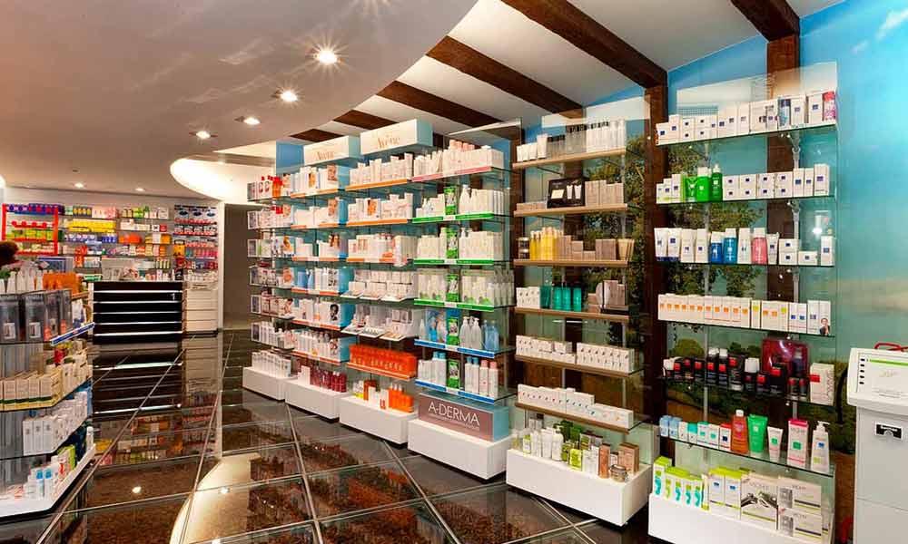 ภายในร้านขายยา São Gonçalo