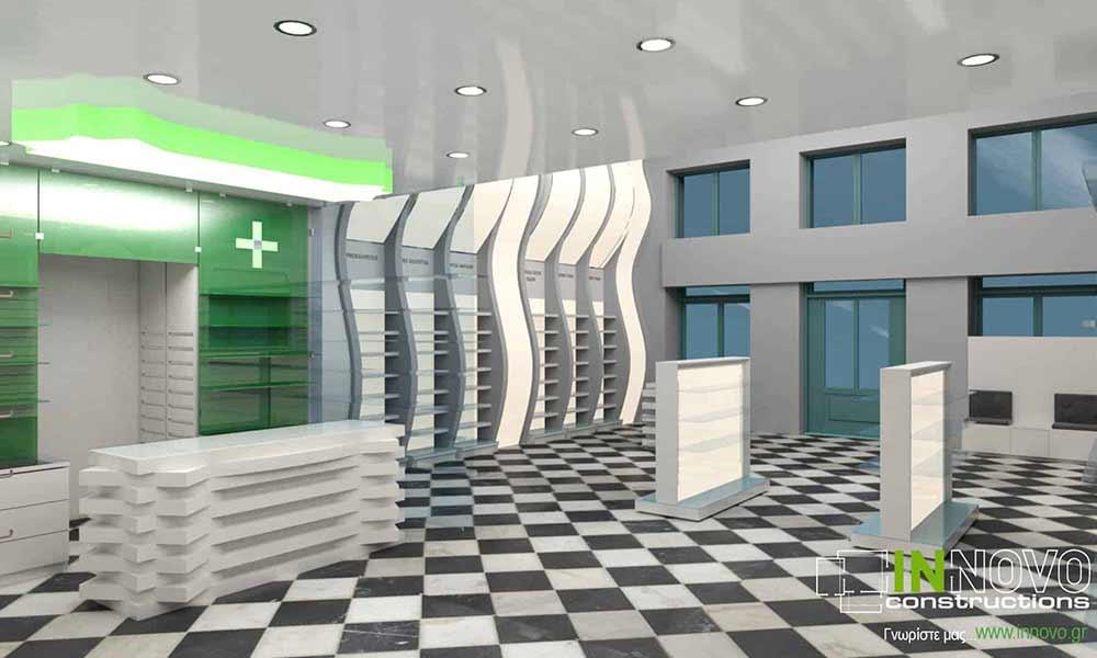 แผนผังร้านขายยา Piraeus