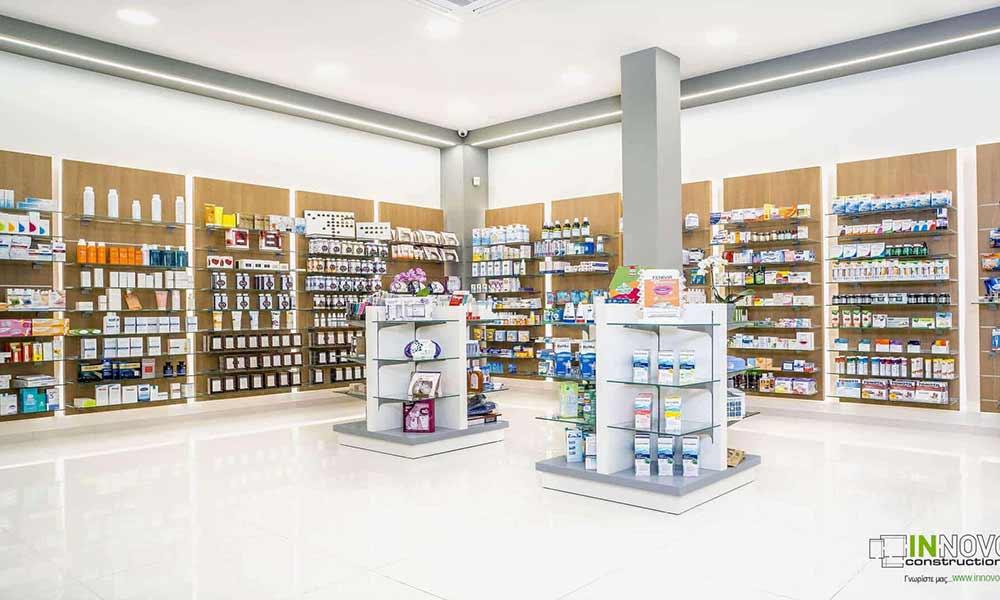 ภาพรวมร้านขายยาใน Llioupoli