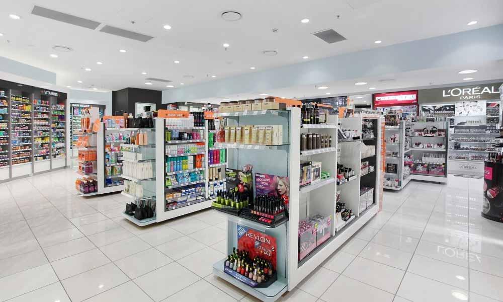 ภาพรวมร้านขายยา T3 Pharmacy