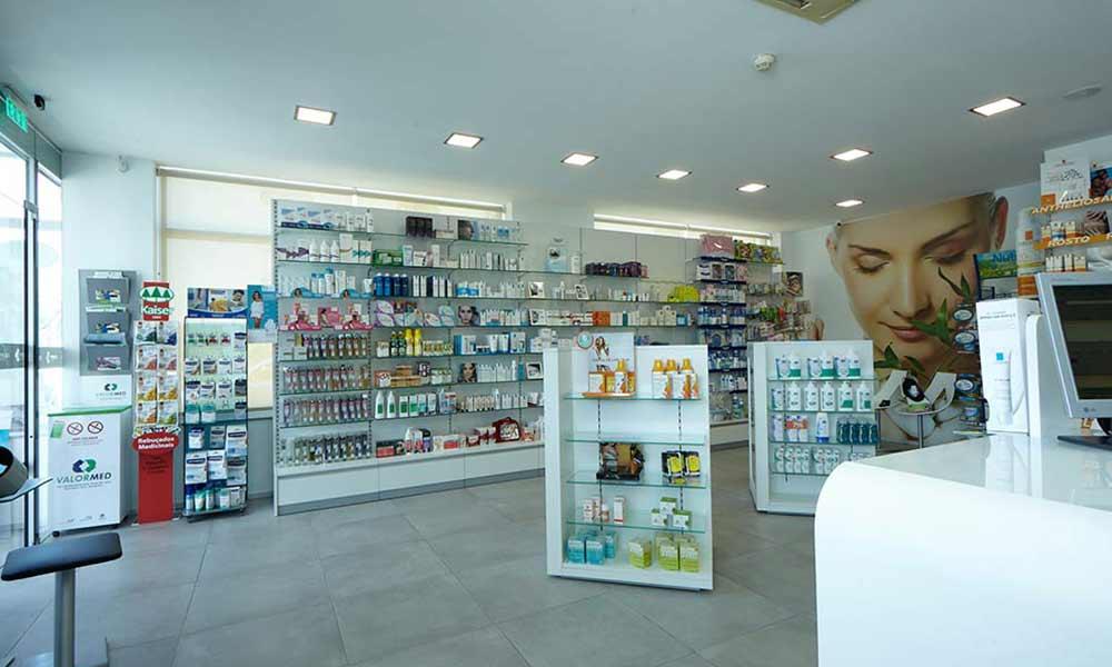 การออกแบบร้านขายยา Bourroches