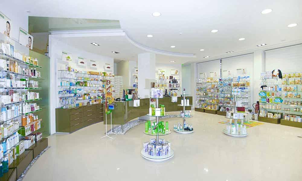 ภาพรวมร้านขายยา Correia Lage